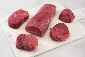 Storfe Indrefilet 0,9-1,4kg frossen halal