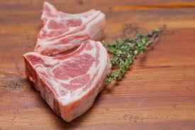 Lam Koteletter 1kg pk halal (pris pr pk)
