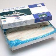 Torskefilet sjøfryst 6,81kg (pris pr ks)